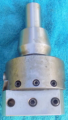 "YUASA Model 515-204 4"" BORING HEAD Takes 1"" Tools"