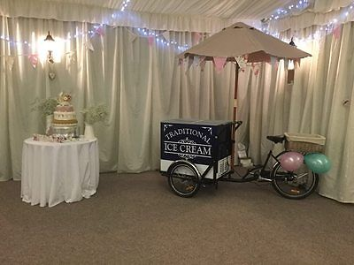 Tea/Ice Cream Tricycle ,Stop Me & Buy One !Vintage Traditional bicycle for Sale