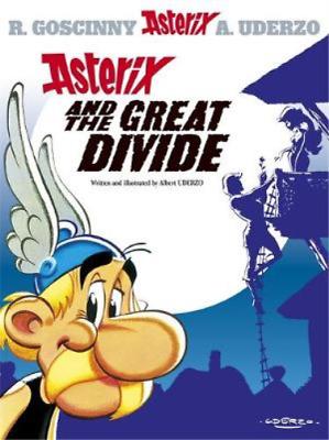 Asterix and the Great Divide, Albert Uderzo (text and illustrations), Used; Good