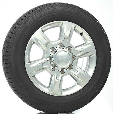 2011 2019 New Takeoff Gmc Sierra 2500 8 Lug 20 Polished Wheels Rims