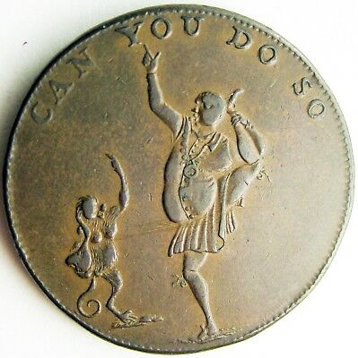 Great Britian_1/2 Penny_Conder Token_Middlesex 336_HESLOP