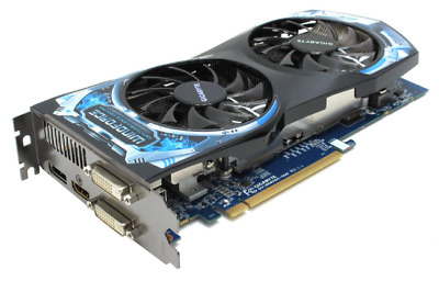 GIGABYTE TECHNOLOGY ATI Radeon HD 6850 1 GB GV-R685OC-1GD - $40.00