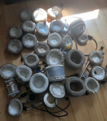 LARGE Glas-Col Heating Mantle FLASK LOT