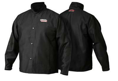 Lincoln Electric Medium  K2985 Traditional FR Cloth Jacket