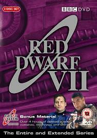 Red Dwarf - Series 7 (DVD, 2005, 3-Disc Set)