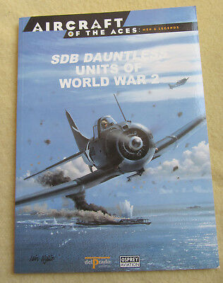 Osprey – Aircraft of the Aces 33 – SBD Dauntless Units of World War 2