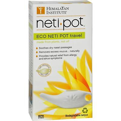 HIMALAYAN CHANDRA Neti Wash Eco Neti Pot CT