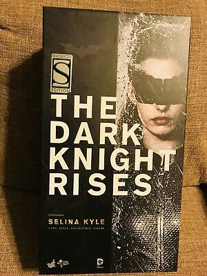 SELINA KYLE Hot Toys MMS188 The Dark Knight Rises Catwoman Batman