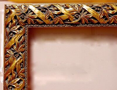 """Picture Frame - Antique - Gold Leaf - 59"""" X 59"""" - Museum Quality"""