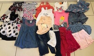 BULK Baby Girls Size 2 Winter Summer Clothing Jumpsuit Pants Dress