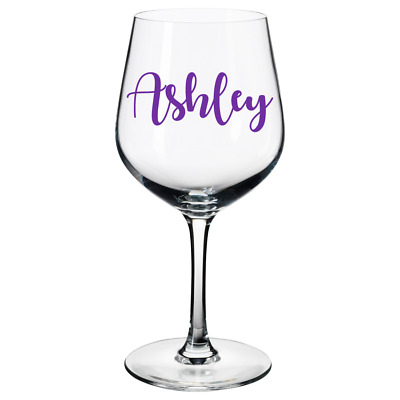 Personalised Name Decal | Party | Engagement | House Warming | Bridal Shower