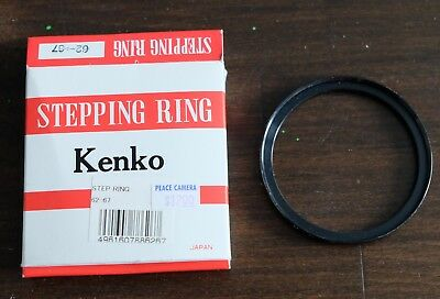 Used Kenko 62mm-67mm Step Up Ring