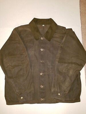 Filson Waxed Canvas Jacket. Medium size. Unused.