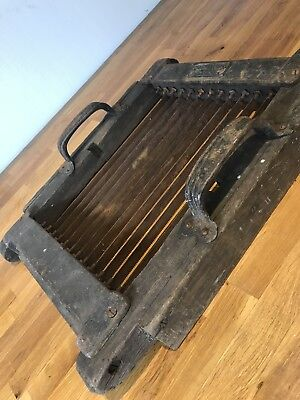Antique 1900s Thomas Mills & Brother Candy Cutter