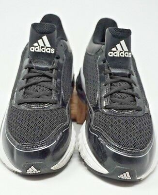 official photos 624bc 8f540 Adidas Mens Falcon Trainer Shoes Black White G49034 Size 7M  E9991 Free  Shipping