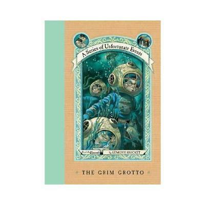 The Grim Grotto by Lemony Snicket (author)
