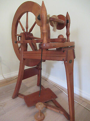 Spinning Wheel Ashford NZ Vintage