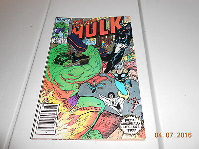 Marvel Comics - Incredible Hulk #300 'World of Rage!' - Buscema Art