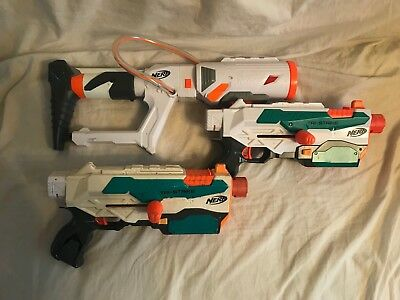 Nerf Modulus Tri Strike Parts Not Working For Spares Or Repair