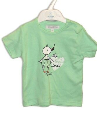 STACCATO Shirt ~ Girls 0 - 3 months (0000) ~ Cotton Duck ~ MBC