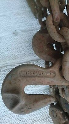used hackett lifting chains