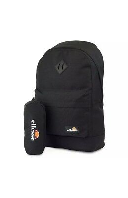 93343983d876 ELLESSE FONZA BACKPACK With Free Pencil Case - CHEAPEST - £13.99 ...