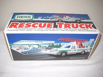 Hess 1994 Rescue Truck New In Box Never Used