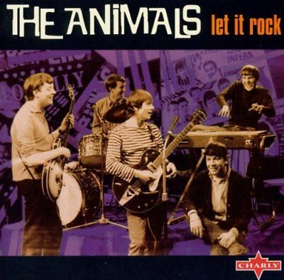The Animals - Let It Rock (2003)  CD  NEW/SEALED  SPEEDYPOST
