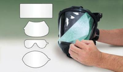 Sas Safety SAS-9818-20 Supplied-air Hood Peel-off Lens Covers (981820)