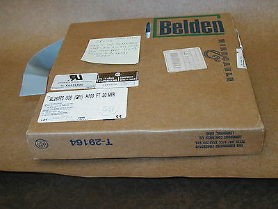 Ribbon Cable 26 Conductor, 28Awg. Rated 300V, 50Ft Long Beldin