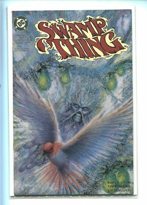 Swamp Thing #115 Nm 9.6 Gorgeous Cover Gem