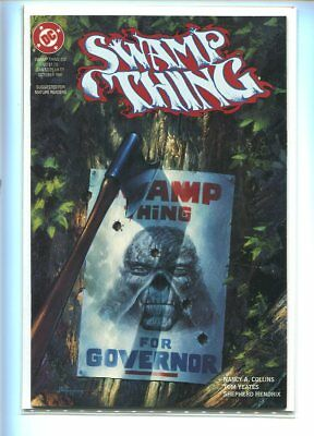 Swamp Thing #112 Nm 9.4 Classic Governor Cover Gem