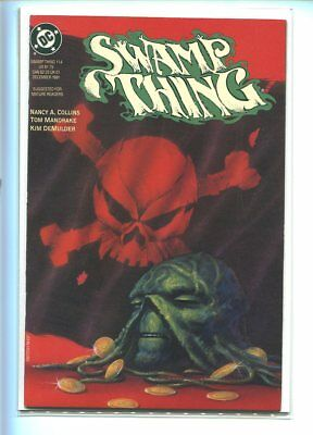 Saga Of The Swamp Thing #114 Nm 9.6 Classic Cover Gem