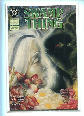 Saga Of The Swamp Thing #103 Nm 9.6 Gorgeous Passionate Cover