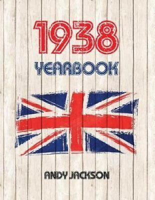 1938 UK Yearbook: Interesting Facts and Figures from 1938 - Perfect Original...