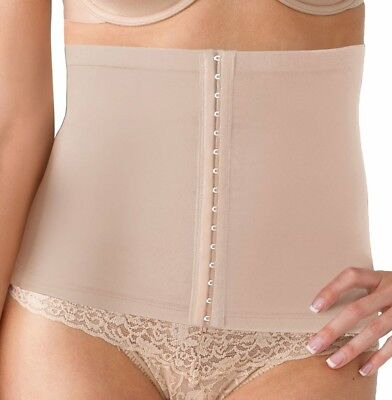 New Women's BELLY BANDIT Post Pregnancy Protective Belly Shield Nude size 1(XS-M