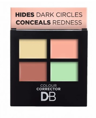 Designer Brands Colour Corrector Concealer Hides Dark Circles Redness Acne Spots