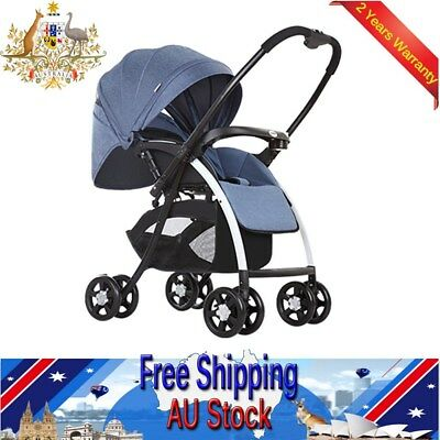 New Compact Lightweight Baby Stroller Pram - Travel Carry-on Plane - Foldable