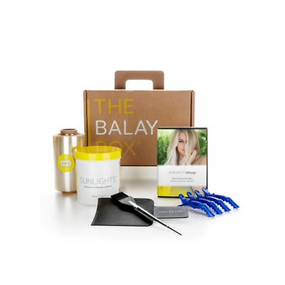 Sunlights Balayage The Balay Box - For Home Lightening & Sunkissed Hair