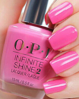 OPI Infinite Shine Nail Polish Lacquer Enamel ISL04 Girl Without Limits 15ml