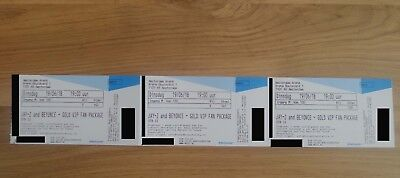 Best Seats for  Jay-Z and Beyonce  Gold VIP Fan Package  Amsterdam Arena June 19