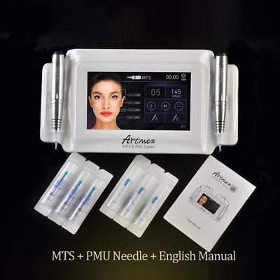 Permanent Tattoo Maschine  Lip Dreh Pen MTS PMU System Artmex V8.Hot.