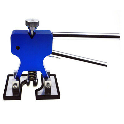 Car Paintless Dent Puller Lifter Body Glue Gun Repair Hail Removal Tool Blue