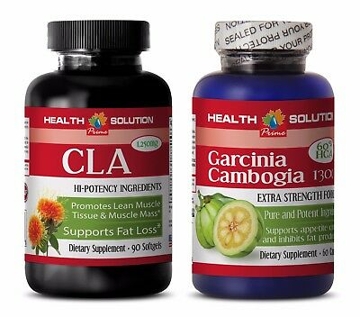 Fat loss workouts - GARCINIA CAMBOGIA – CLA COMBO - cla dietary supplement