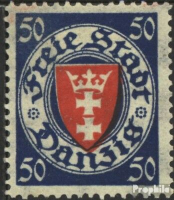 Gdansk 200x B tested used 1924 State Emblem