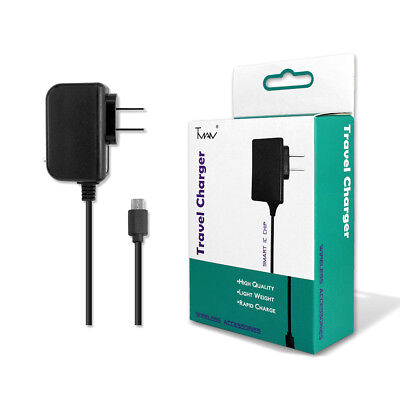 Wall Home AC Charger for Cricket LG Fortune M153, Harmony M257, Risio H343