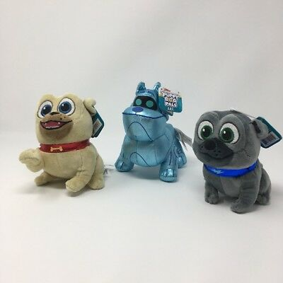 Disney Junior Puppy Dog Pals Scuba Rolly Pals On A Mission New
