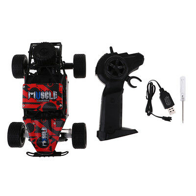 1:20 2.4G Remote Control Off-Road Monster Truck High Speed RTR RC Car - Red
