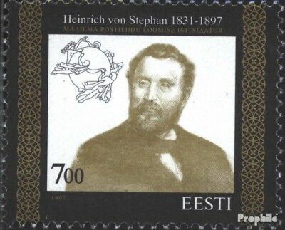 Estonia 300 (complete issue) unmounted mint / never hinged 1997 Stephan