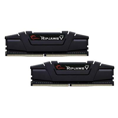 G.Skill Ripjaws V 16GB 2X8GB DDR4 3200MHz CL16 Gaming Desktop Memory RAM Kit